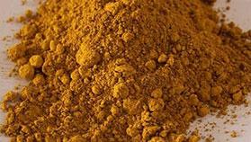 氧化铁黄产品应用